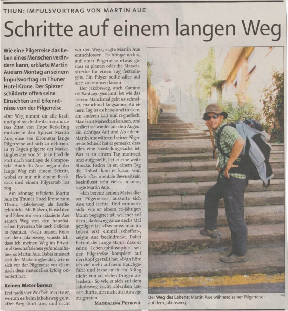 Bericht_Pilgern